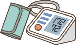 菊芋の効能と血圧計
